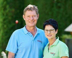 Physiotherapie Seiwald - Gabi und Anderl Seiwald