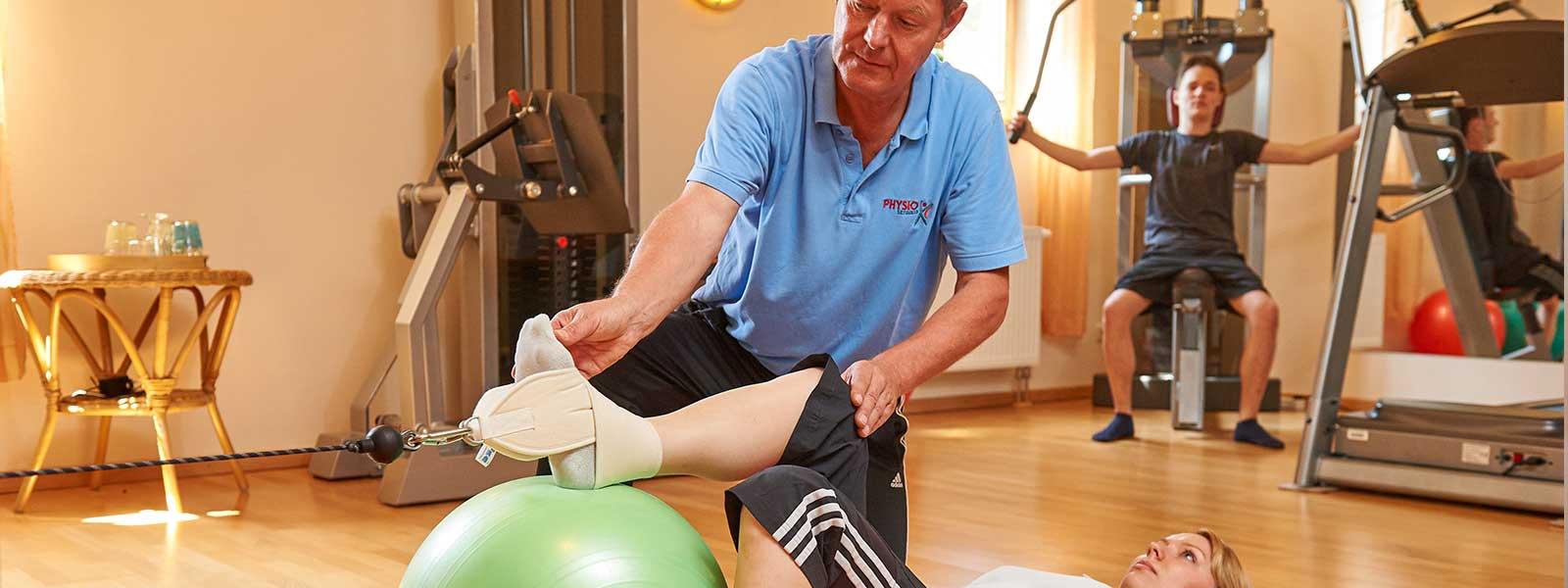 Seiwaldsportphysiotherapie